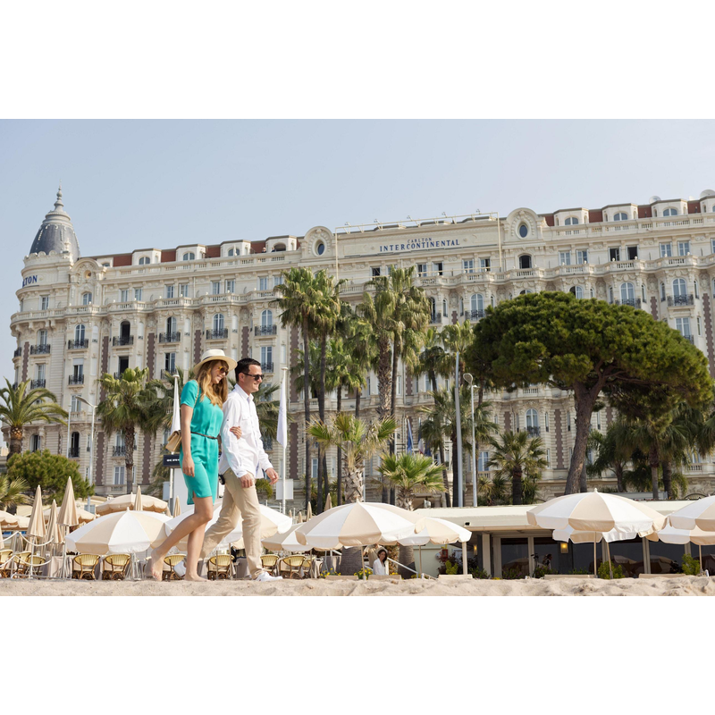 intercontinental cannes